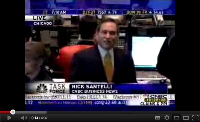Rick Santelli Rant