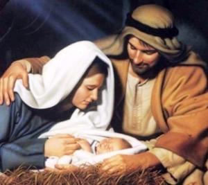 Jesus In A Manger